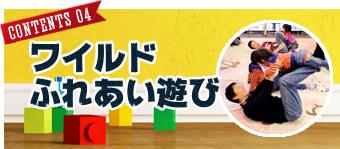 04「ワイルドふれあい遊び」