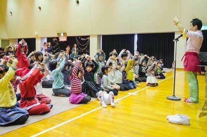 [レポート] 12/23(祝)『三世代で楽しむクリスマスパーティ in 小豆島』を行いました!