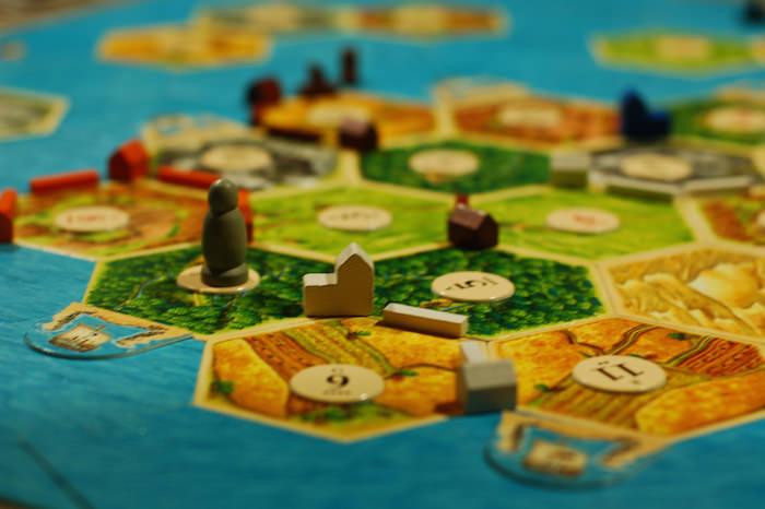 アナログゲームと子育てのいい関係(カタンの開拓者たち)