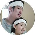 """伝承遊びの達人"" 金坂 尚人"