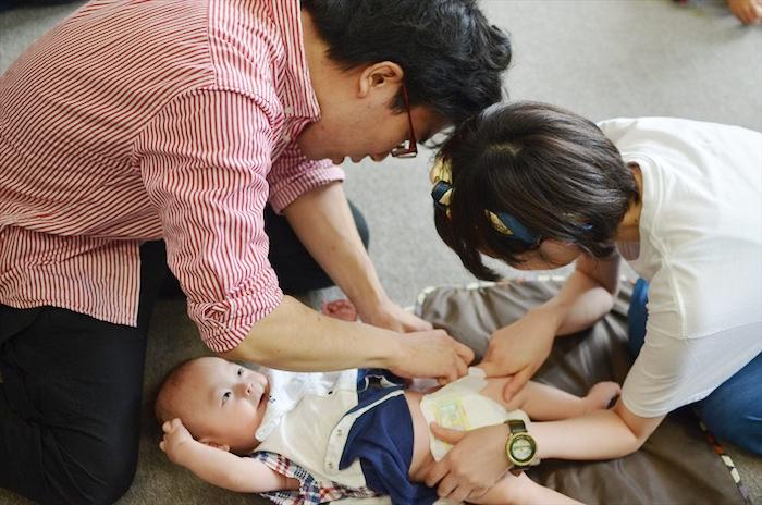 [レポート] 大阪教育大学でパパティーチャーを実施しました!
