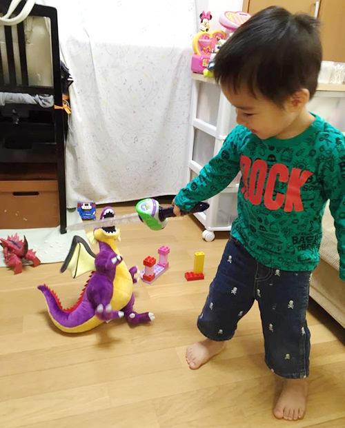 ドラゴンクエストミュージアムは僕にとって子育てだ!