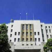 元職場(大阪府庁)を愛する男
