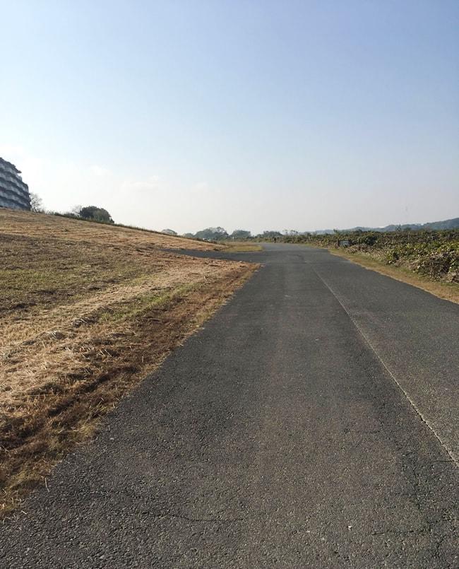 自転車通勤25km