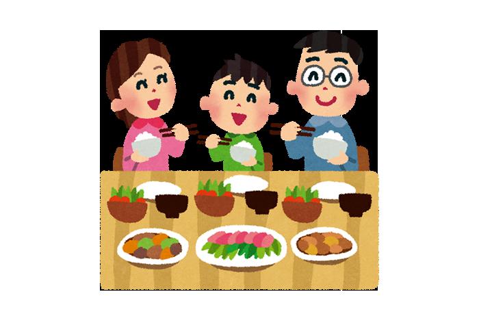 人生の晩ご飯はたった33000回!