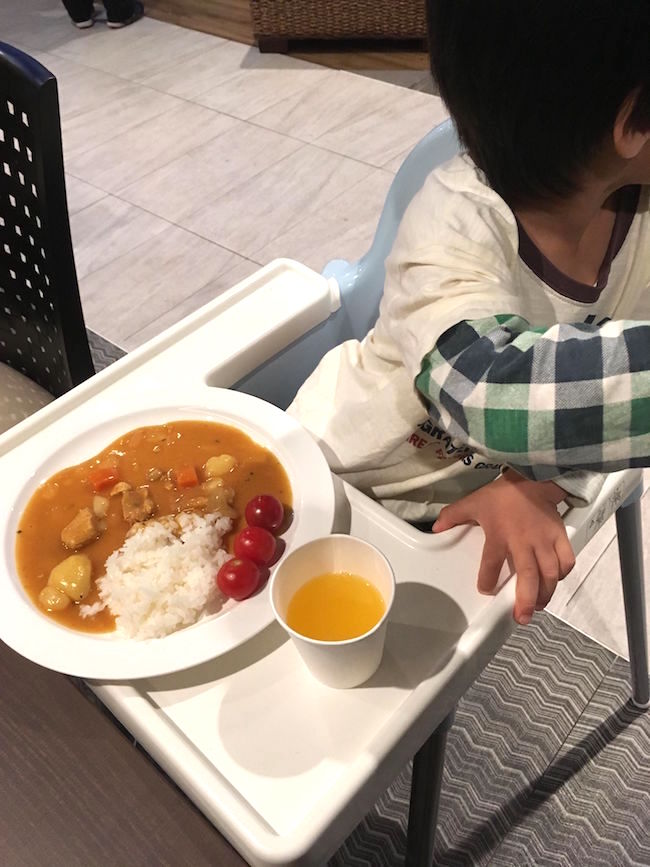 篠田、子ども食堂へ行く