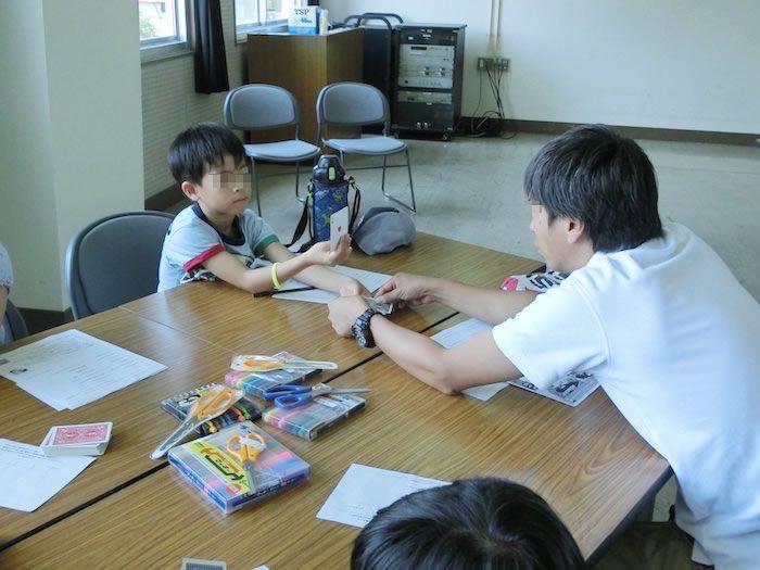 [レポート] 8/4(土)「やってみよう!パジック!~パパと子のコミュニケーションマジック in和泉市」